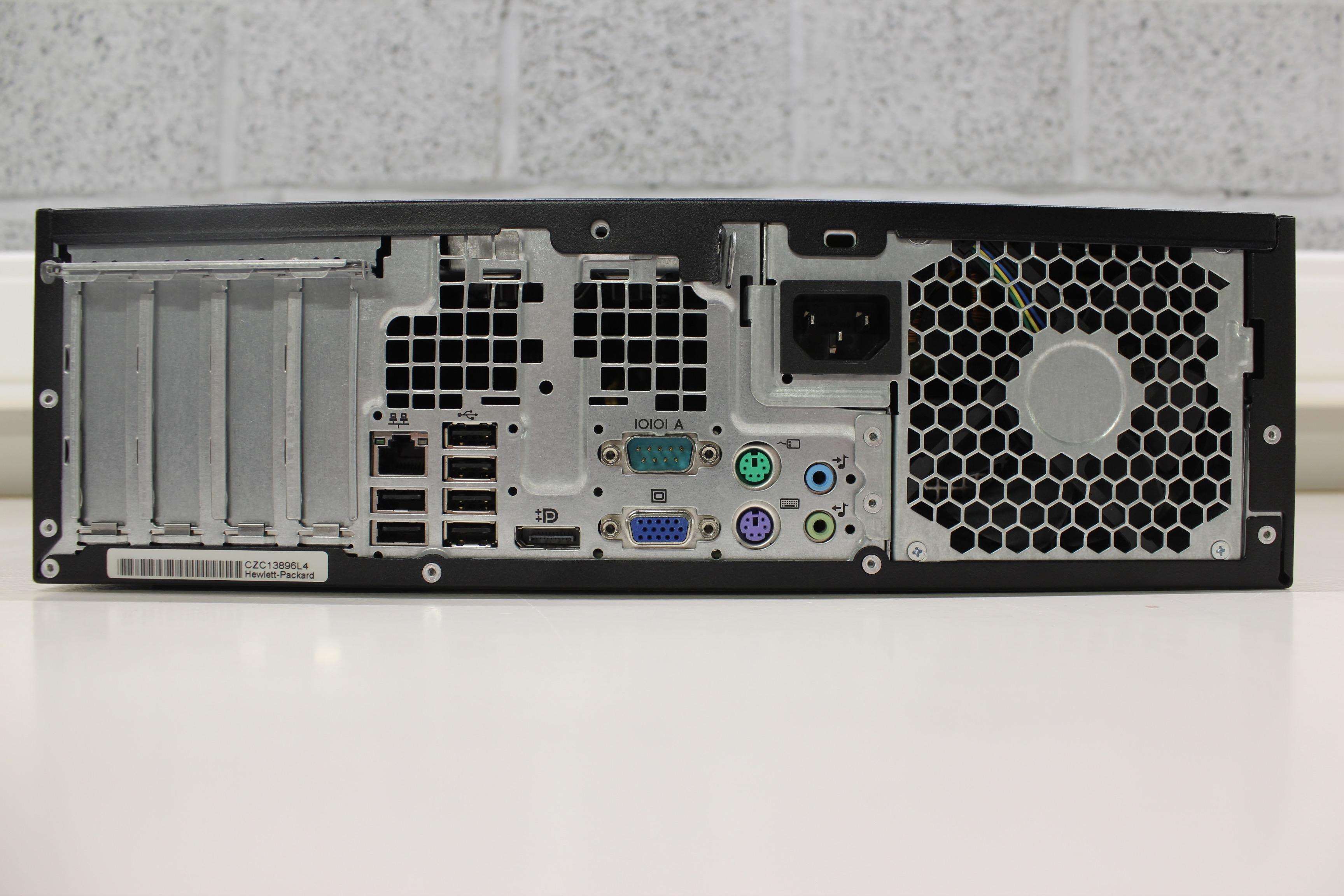 Hp Compaq 8200 Elite Sff Computer Service Webshop De