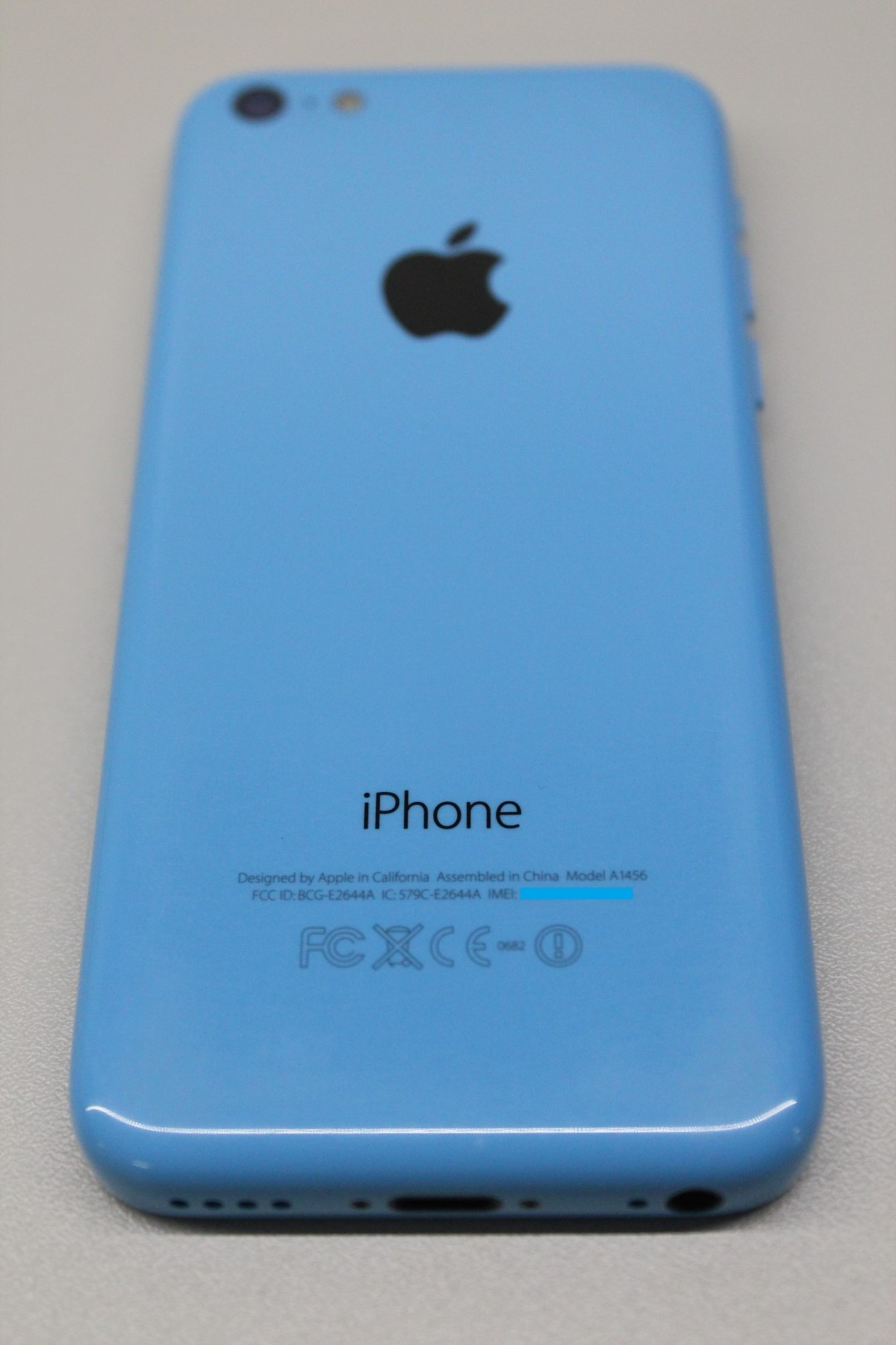 REFURBISHED IPHONE 5C BLAUW
