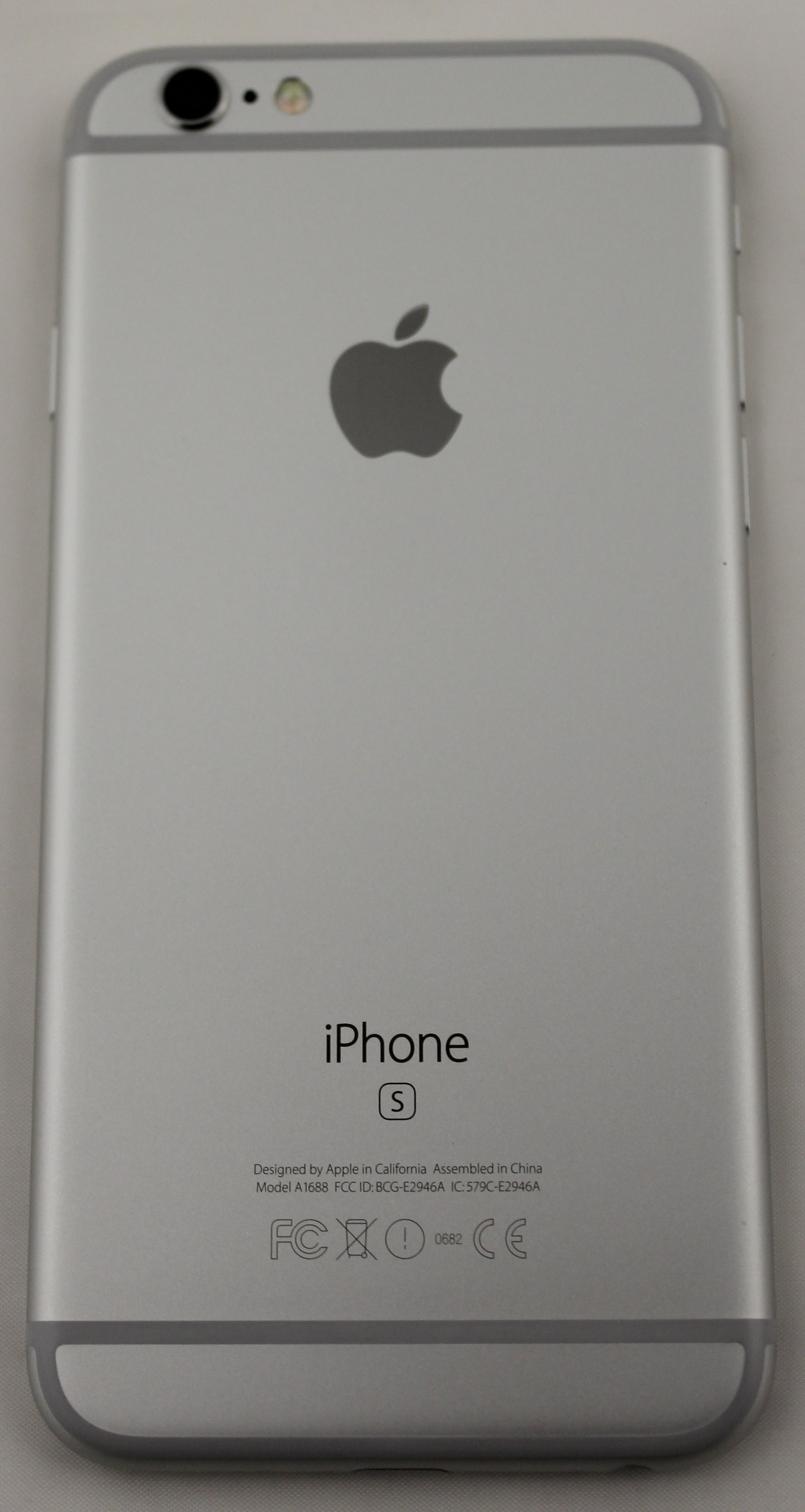 Iphone 6s 128gb Silver Computerservice Webshop Specialized In Apple Brand