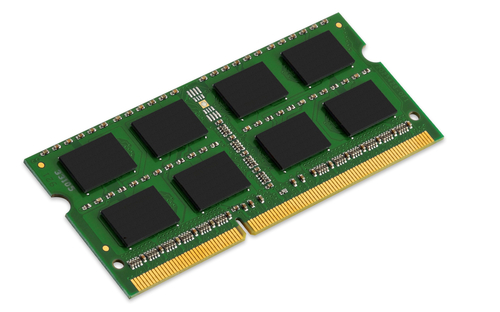Mixed brand 4GB DDR3 SODIMM laptop geheugen